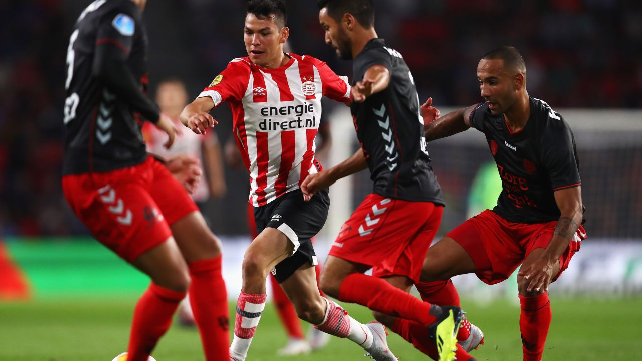 Chucky Lozano Gol PSV Video Los Pleyers