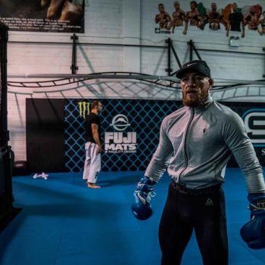 Conor McGregor UFC Mensaje México Cleto Reyes