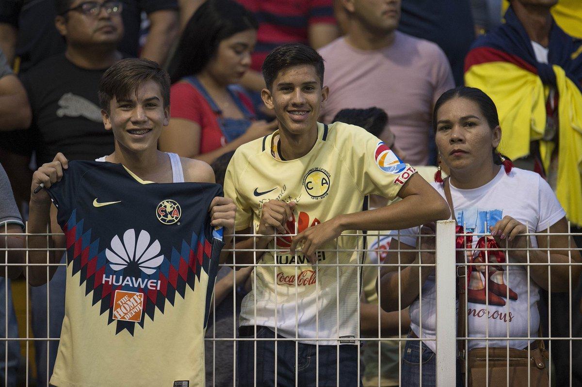 Copa MX Motivos América Más Grande