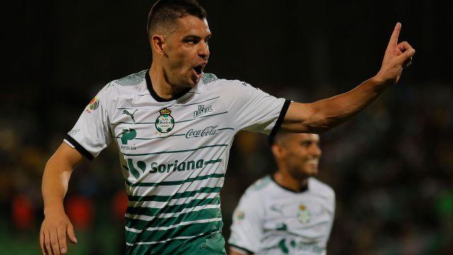 Gerardo Alcoba Jugador Santos Siboldi Renuncia