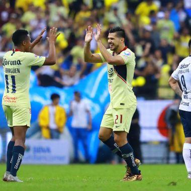 América hace una proeza y Pumas decepciona en el Estadio Azteca
