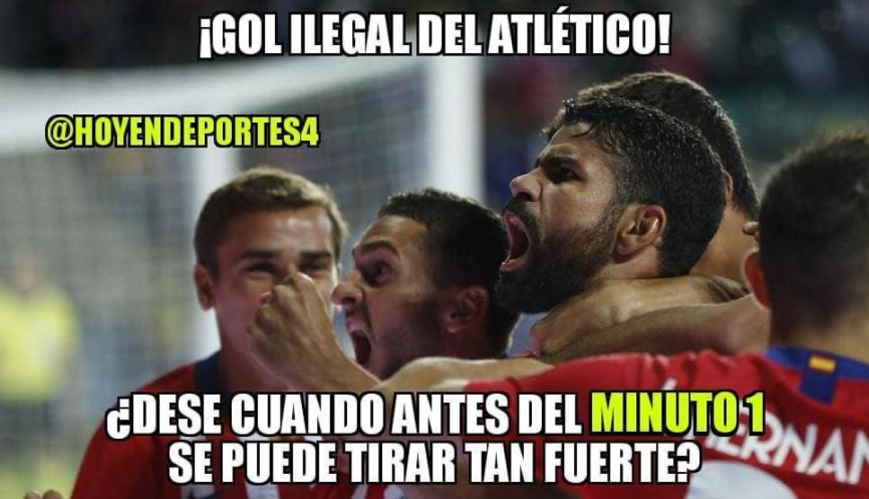 Gol Costa Los Pleyers