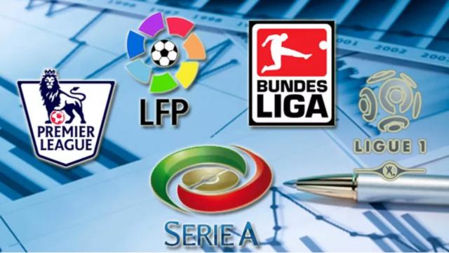 Inicio Ligas Europa Calendario Temporada 2018