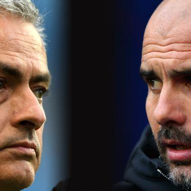 """""""Es irrespetuoso"""". Nuevo episodio en la rivalidad de Mourinho y Guardiola"""