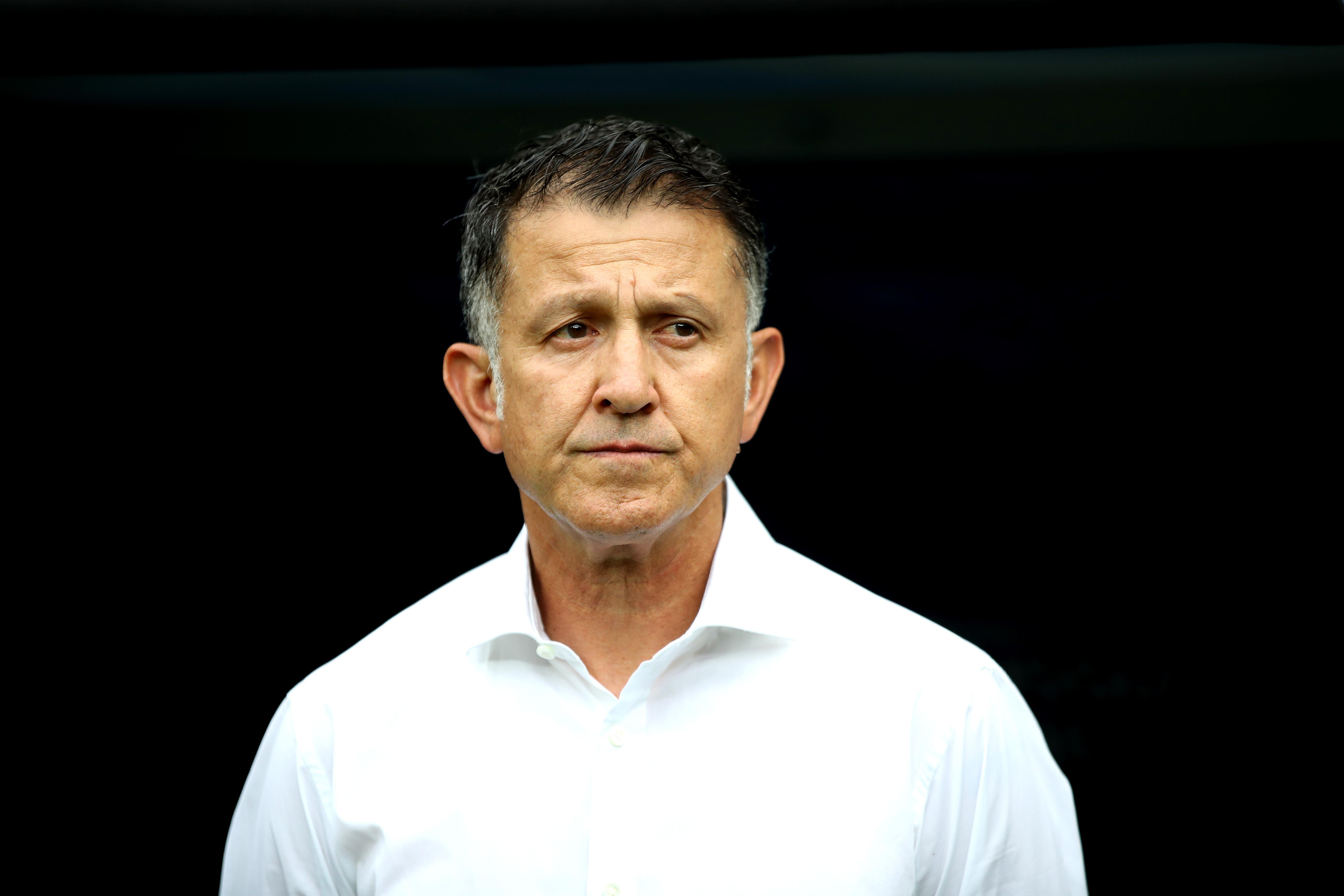 Juan Carlos Osorio, Selección Mexicana, DT, Corea Del Sur