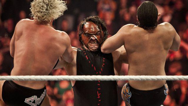 Kane Luchador WWE Alcalde Los Pleyers