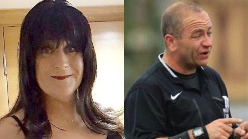 Lucy Clark Árbitro Transgénero Inglaterra Los Pleyers