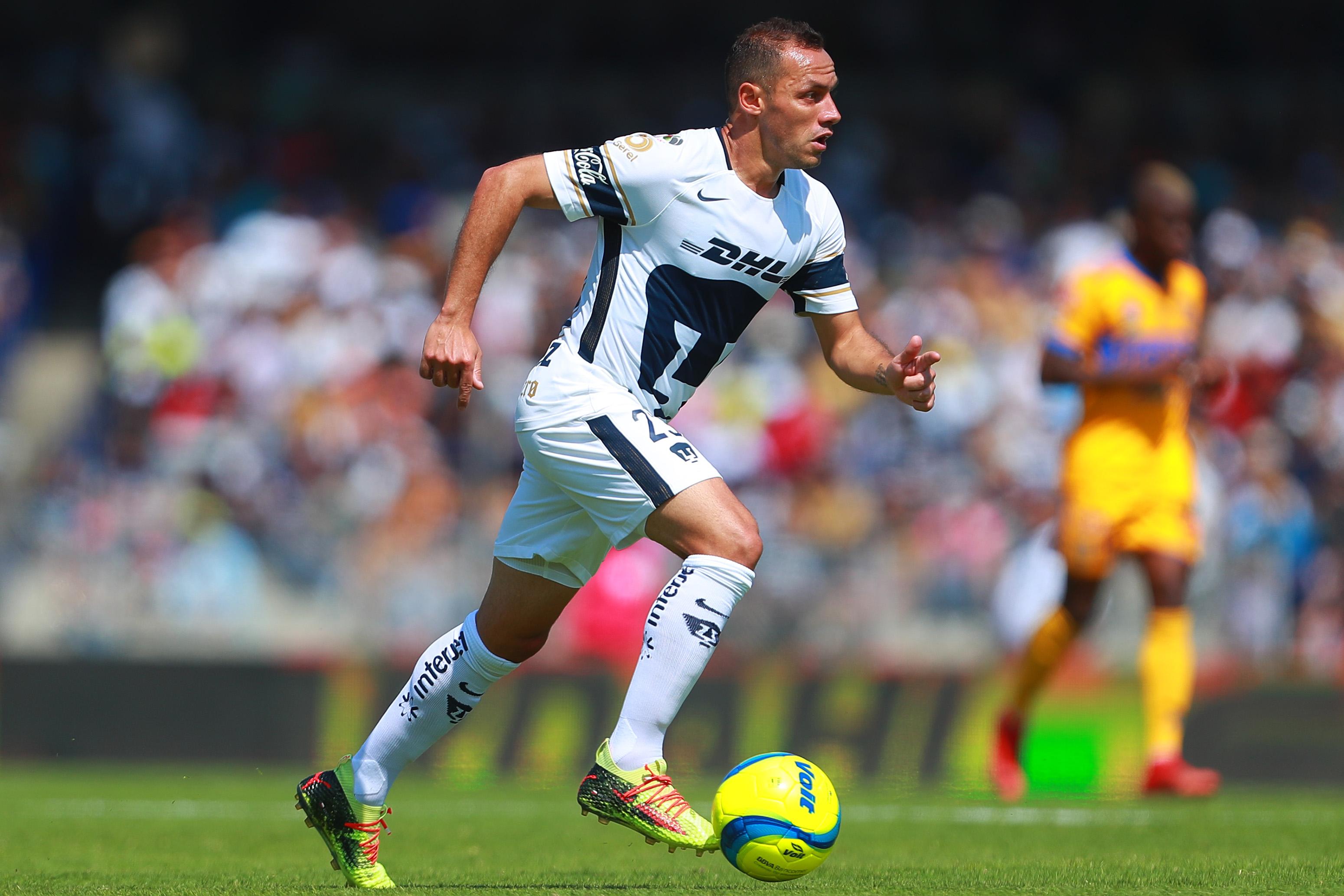 Marcelo Díaz, Pumas, Racing, Liga MX