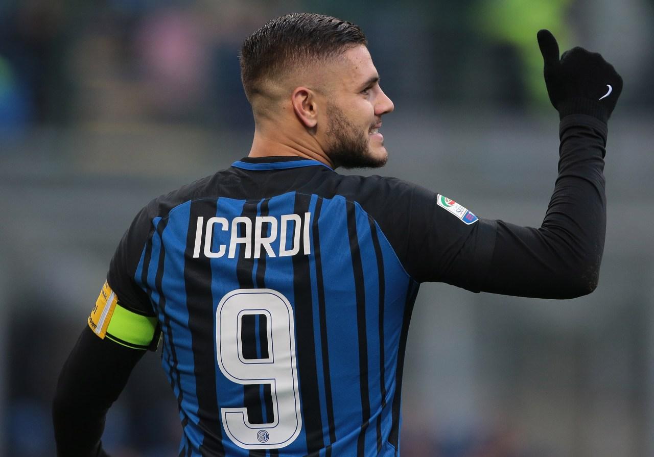 Mauro Icardi, Real Madrid, Inter de Milan, Fichaje