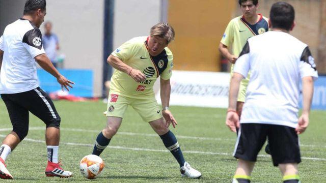 Miguel Herrera Jugador América Video Los Pleyers