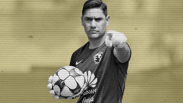 Moisés Muñoz Anuncia Retiro Futbol Momentos