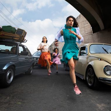 Mujeres Activas Nike Reto Ciudad de México
