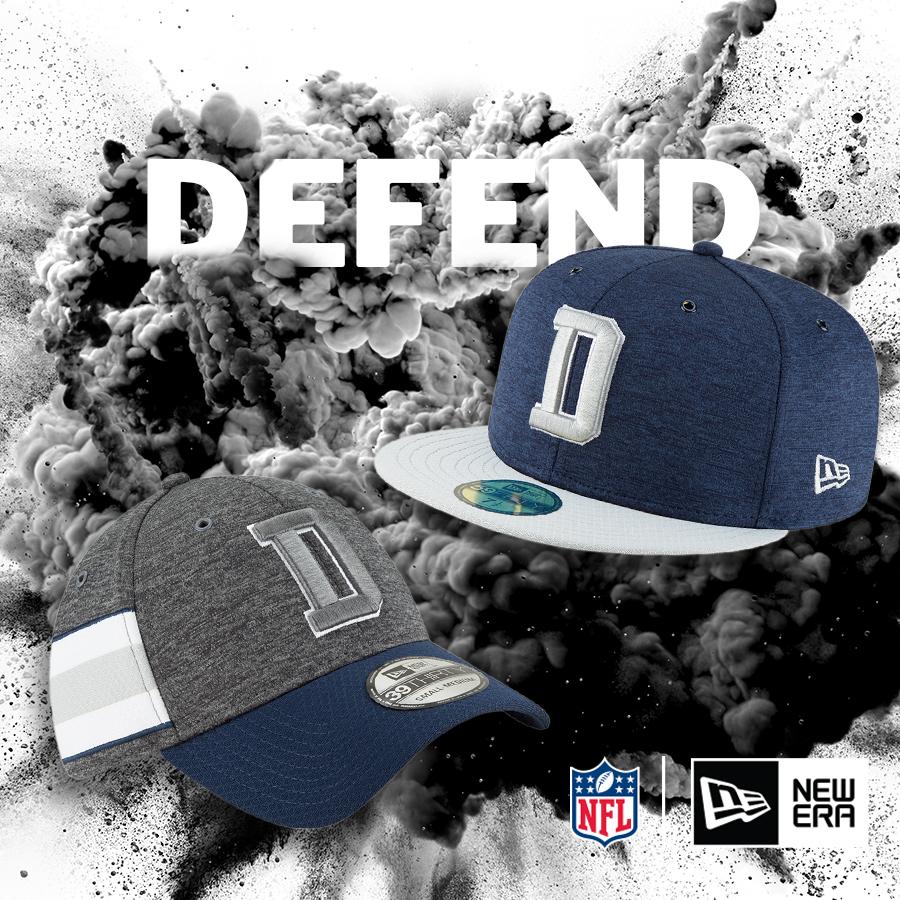 New Era presenta su colección Defend para el kickoff de NFL 566949ce634