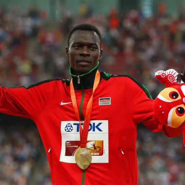 Nicholas Bett Muere Accidente Atletismo Los Pleyers