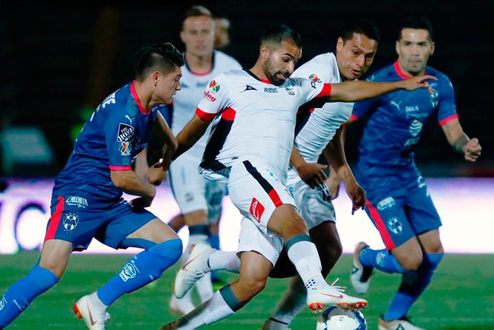 Lobos BUAP Estadio Universitario Aullidos Afición