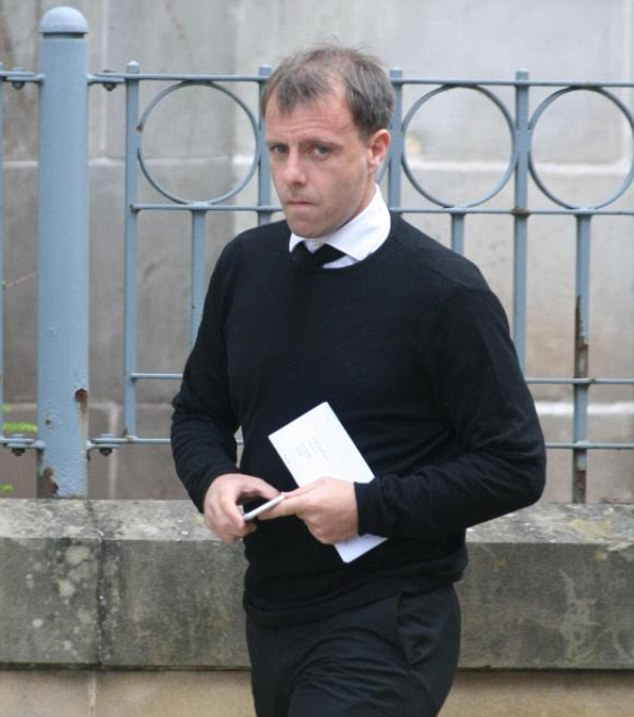 Paul Mcgowan Escocia Futbolista Escocés Pleyers