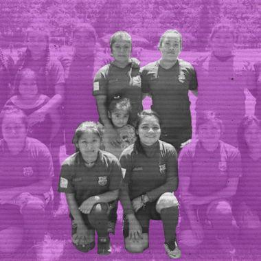 Mujeres Comunidad Oaxaca Primer Equipo Futbol