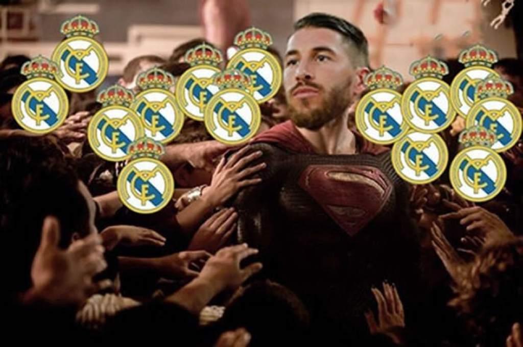 Real Madrid Ramos Pleyers