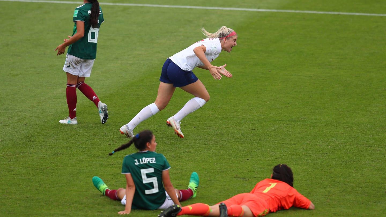 Selección Mexicana Femenil, Inglaterra, Mundial Sub-20, Goles