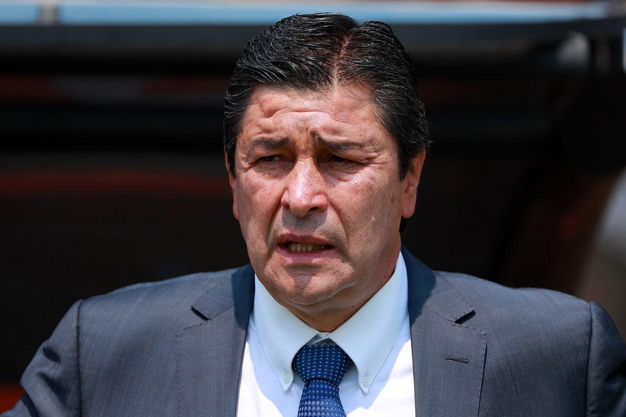 Luis Fernando Tena en su etapa con Querétaro. (Imagen: Getty)