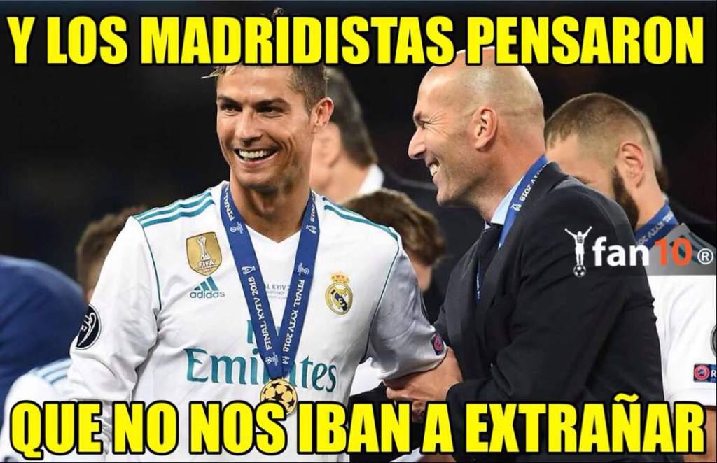 Zidane Ronaldo Los Pleyers