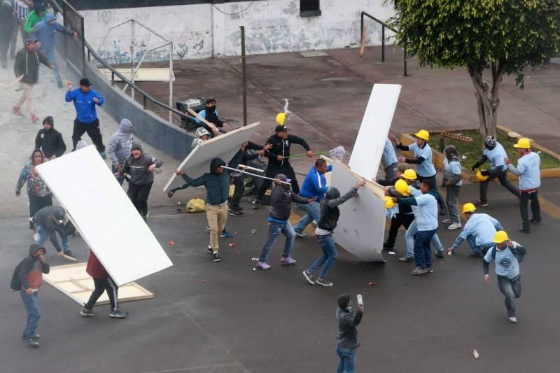 Alianza Lima, Iglesia Cristiana, Feligreses, Estadio