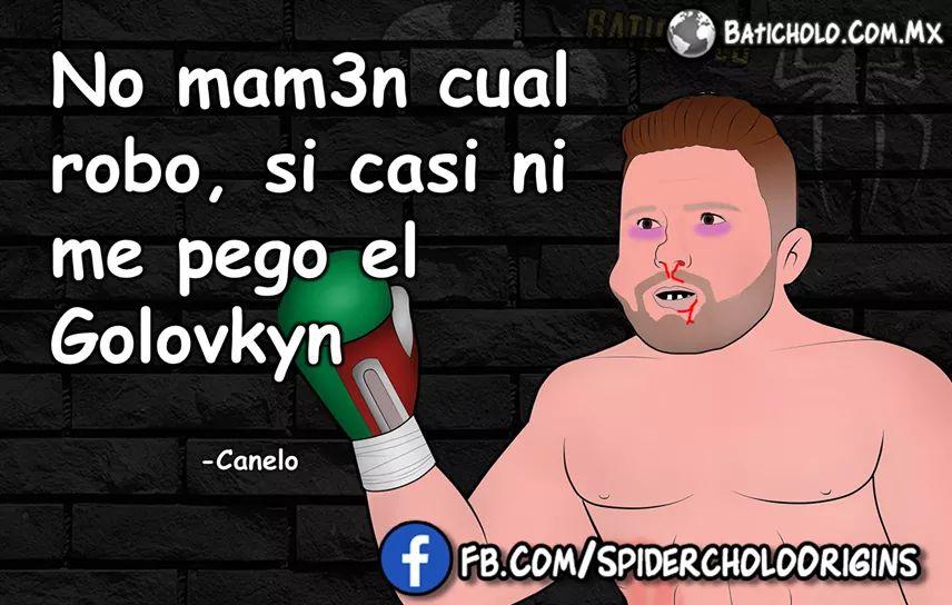 Canelo, Golovkin, Memes, Pelea