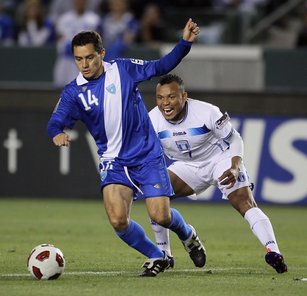 Carlos Figueroa Guatemala Los Pleyers