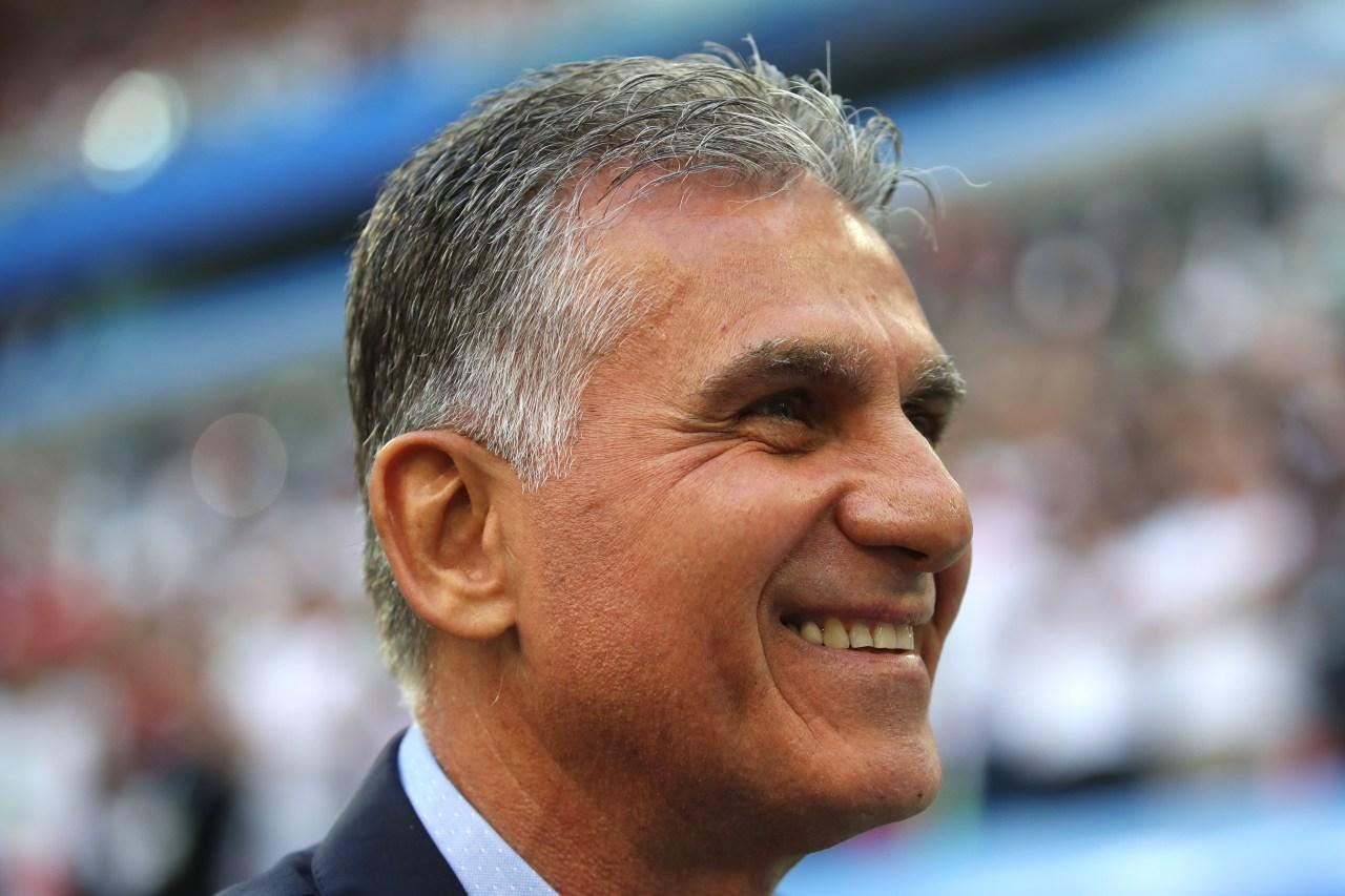 Carlos Queiroz, Selección Mexicana, Entrenador, Tri