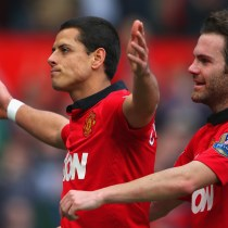 Chicharito, Manchester United, Red Devils, Premier League