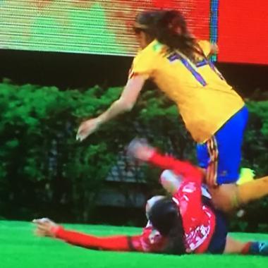 Chivas vs Tigres Femenil Suspendidas Futbolistas Los Pleyers