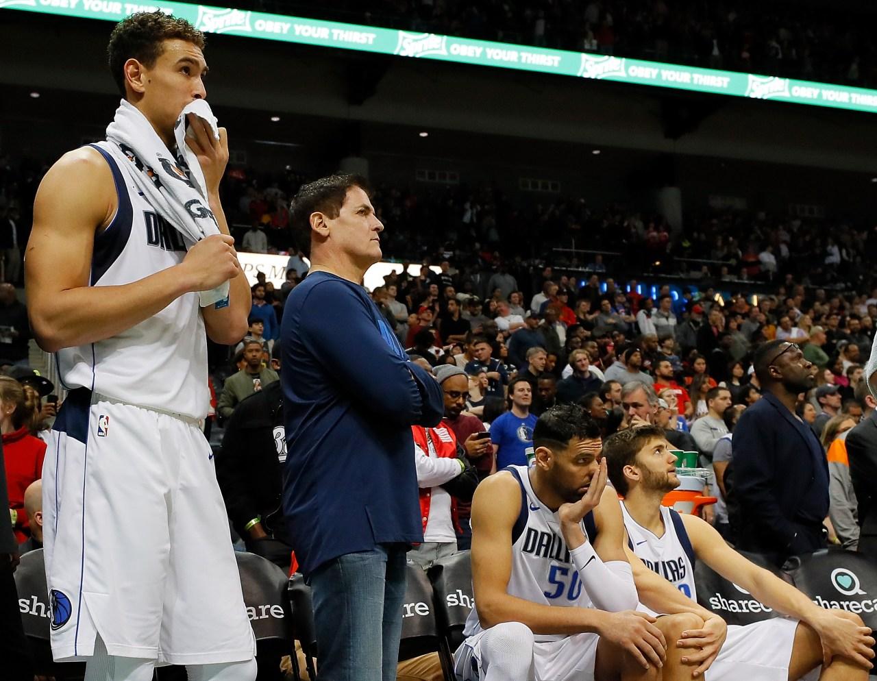 Dallas Mavericks, Acoso Sexual, Mark Cuban, NBA