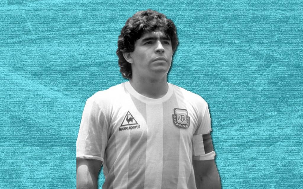 Maradona Fotos Masahide Tomikoshi Mundial Juvenil 1979 Los Pleyers