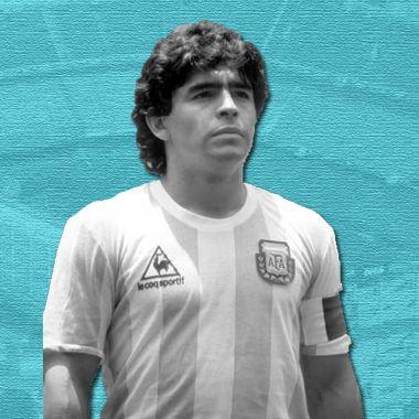 Estas son las fotos nunca antes vistas de Diego Maradona