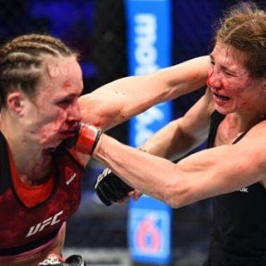 Irene Aldana Triunfa UFC 228 Mexicana