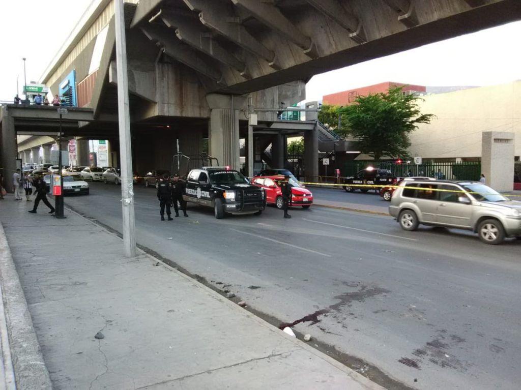 Aficionado Tigres Agredido Monterrey Clásico Regio
