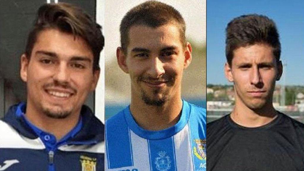Futbolistas España Abuso Sexual Menos Arandina Los Pleyers