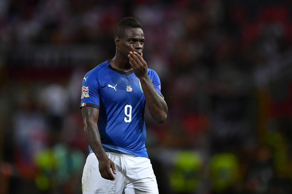 Mario Balotelli Reportó Selección Italia Sobrepeso