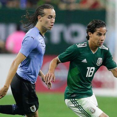 Diego Lainez Chicharito Hernández Mejor México