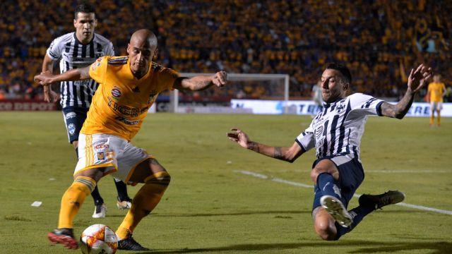 Clásico Regio Tigres Monterrey Empate Video