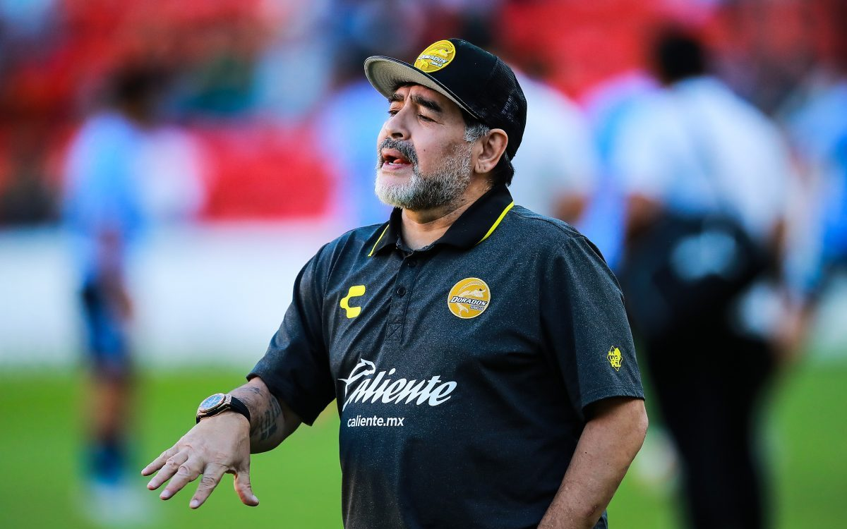 Maradona, Martino, Almeyda, Tri, Técnico, Entrenador