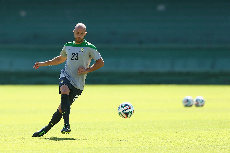 Mark Bresciano Deja Futbol Negocio Marihuana Medicinal
