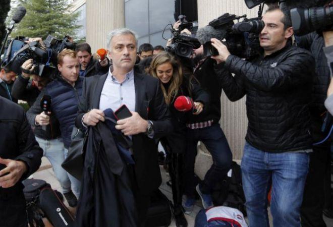 José Mourinho Juzgados España Los Pleyers
