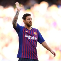 Lionel Messi Huesca Goles Video Los Pleyers