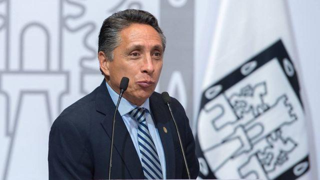 Manuel Negrete, Alcalde Coyoacán, María Rojo, Anulación Elección