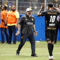 Maradona Redes Reacciones Dorados Los Pleyers