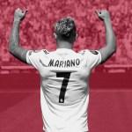 Mariano Díaz Delantero Historia Real Madrid