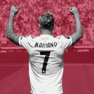 ¿Quién es Mariano Díaz? El nuevo '7' del Real Madrid