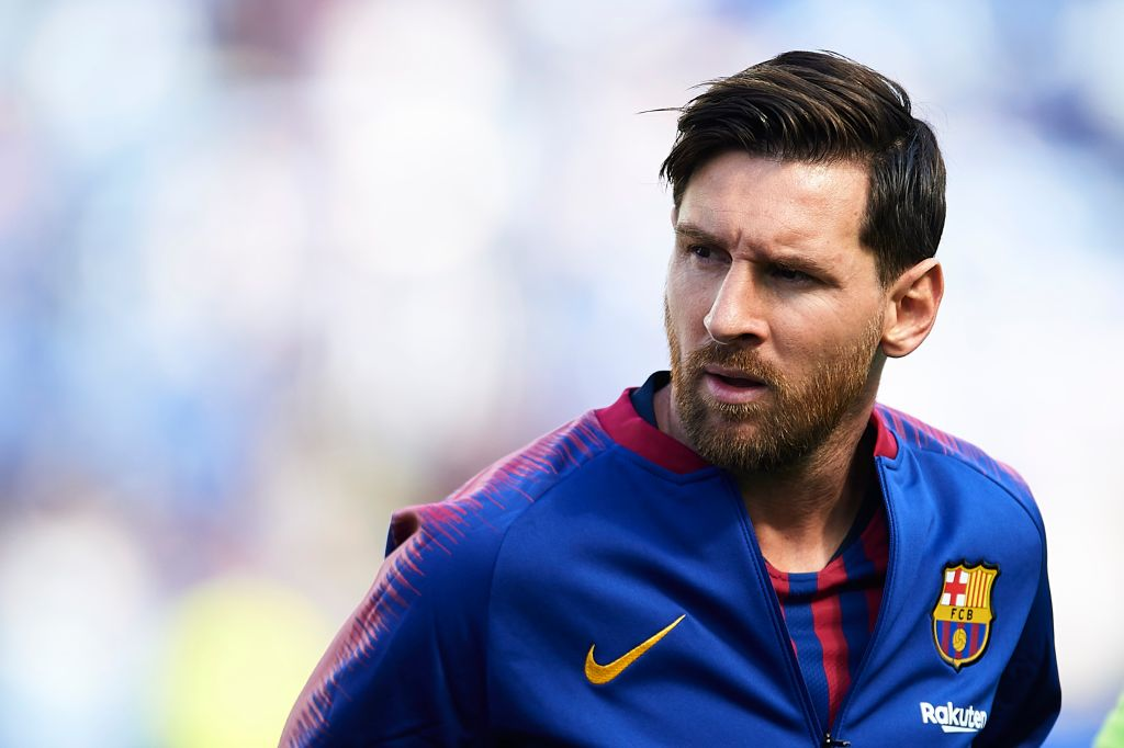 Messi David Beckham Inter Miami MLS Los Pleyers