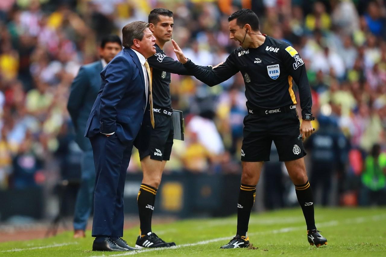 Miguel Herrera, América, Enemigo, Futbolistas